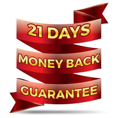 money back: money back guarantee banner