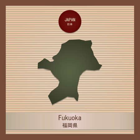 jurisdiction: fukuoka map