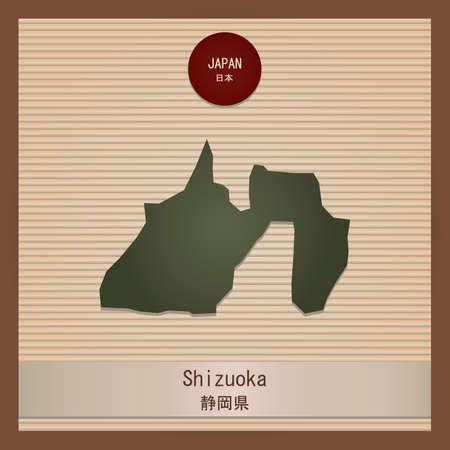 jurisdiction: shizuoka map