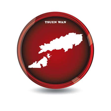 wan: tsuen wan map