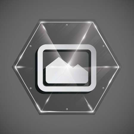 gallery icon: gallery icon