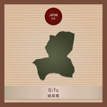 jurisdiction: gifu map