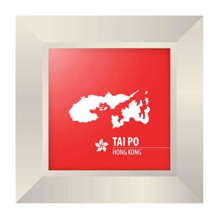 po: map of tai po