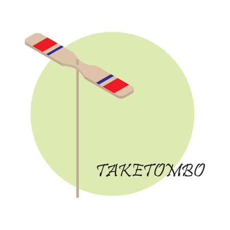 japenese: taketombo