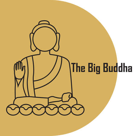 hongkong: the big buddha