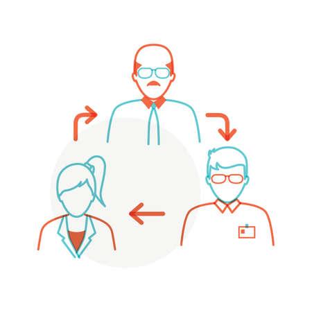 teamwork: teamwork concept