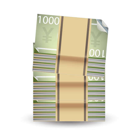 bank notes: japanese yen bank notes