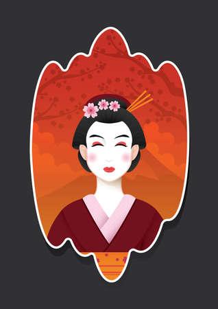 geisha: japanese geisha