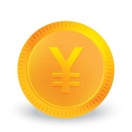 yen: yen gold coin