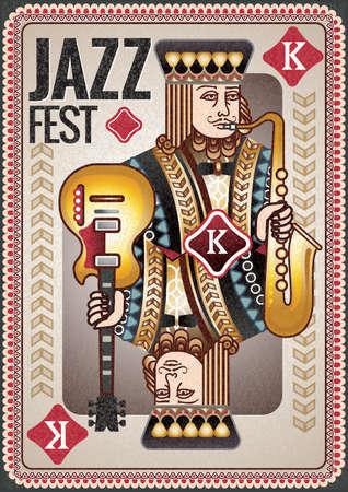 fest: jazz fest poster