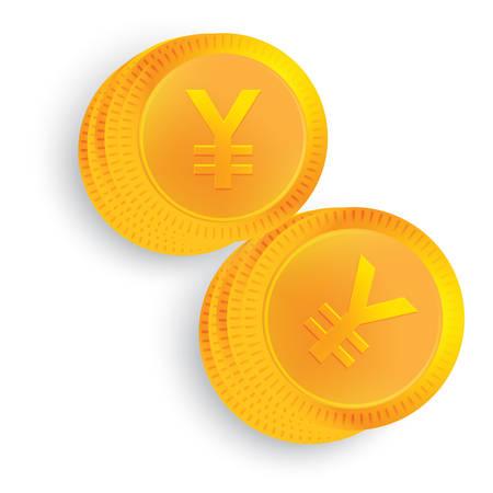 yen: yen gold coins