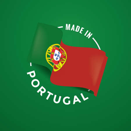 made in portugal: made in portugal Illustration