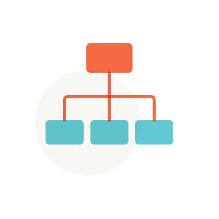connection connections: organization hierarchy