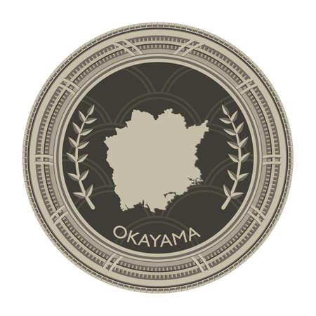 okayama: okayama map