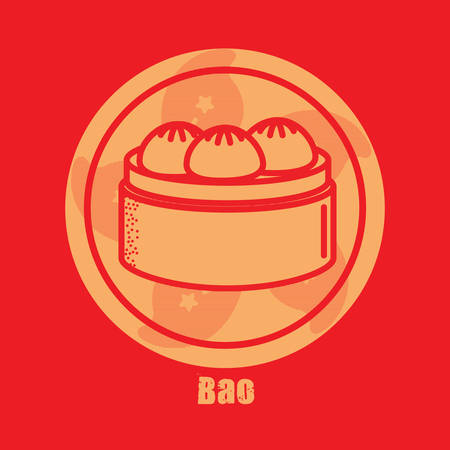 bao: bao Illustration