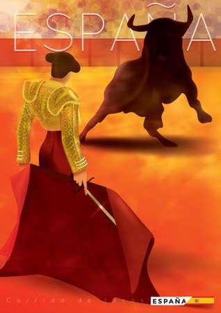 bullfighter: bullfighter poster