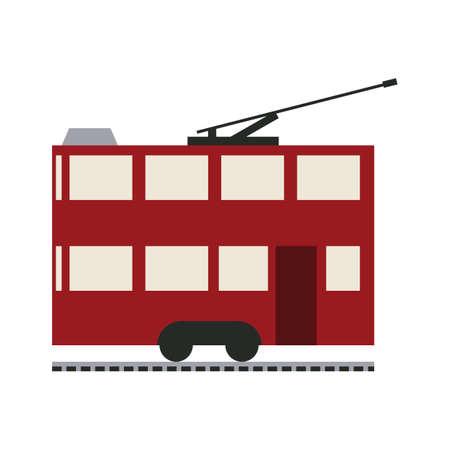 four wheeler: tram
