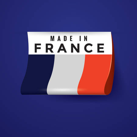 made in france: made in france sticker