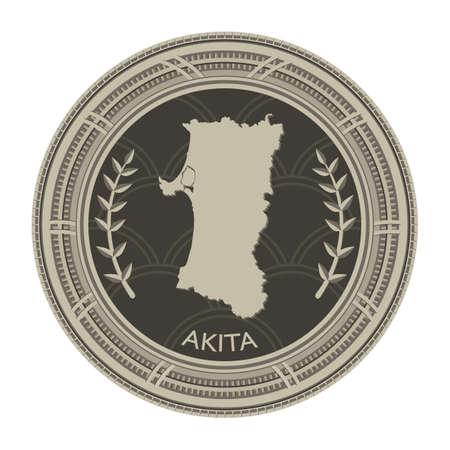 akita: akita map
