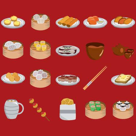 popular: hong kong popular food set