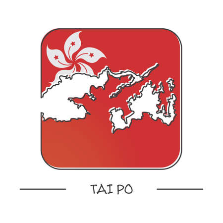 po: map of tai po