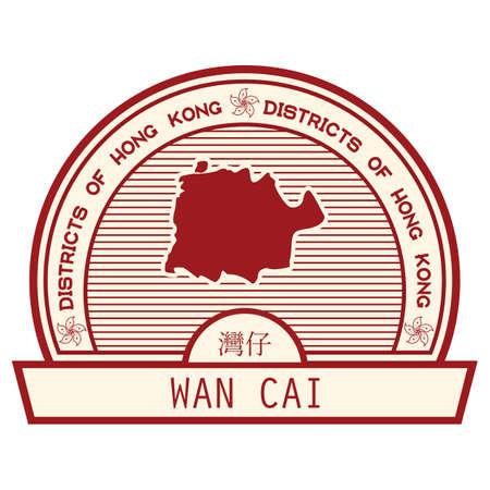 wan: wan cai state map