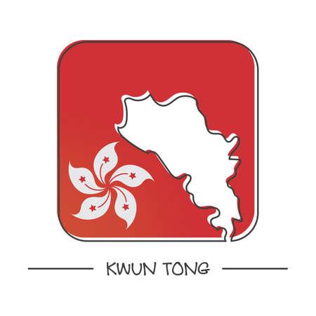 tong: map of kwun tong