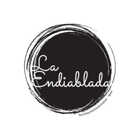 festive occasions: la endiablada stamp