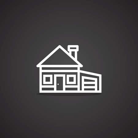 my home: home
