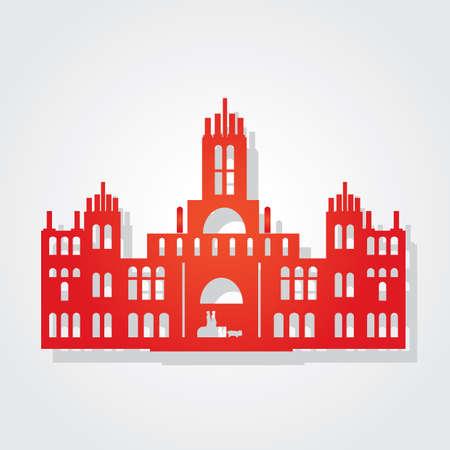 palace: royal palace of madrid