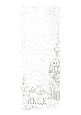 united kingdom banner Illustration