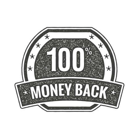 money back: money back label
