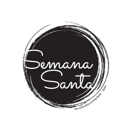 festive occasions: semana santa stamp