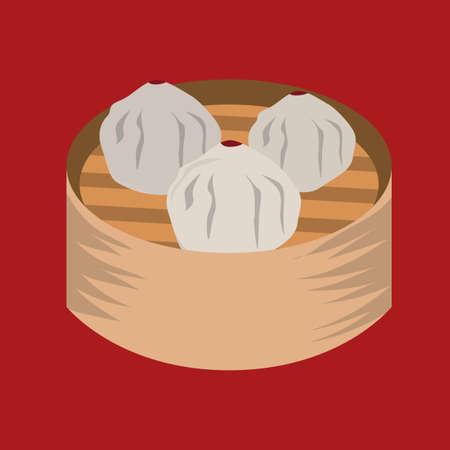 bao: pork filled bun