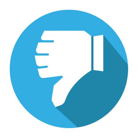 unlike: unlike symbol icon