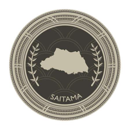 prefecture: saitama map