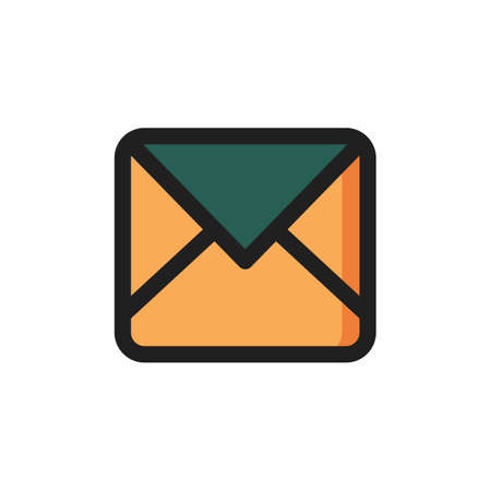 by mail: mail icon