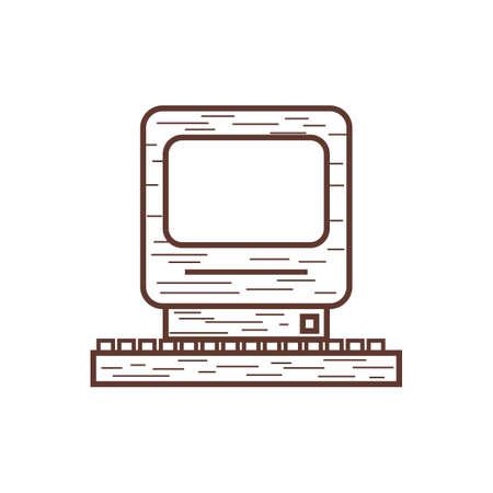 retro computer: computer