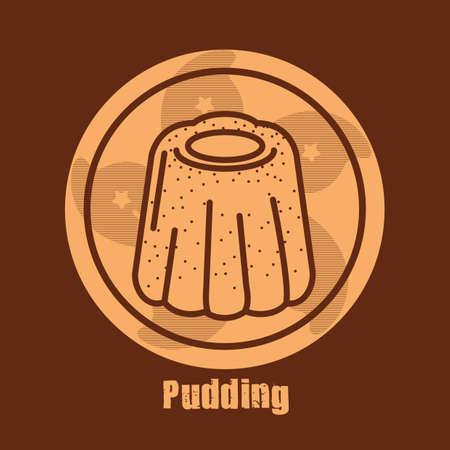 pudding: pudding