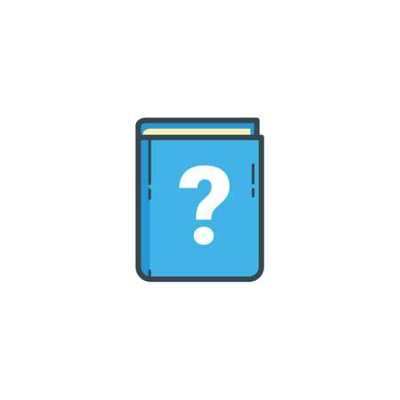 instruction: instruction book icon