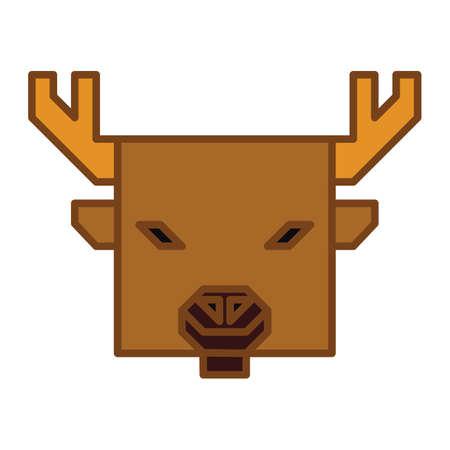 Deer Reklamní fotografie - 81534866