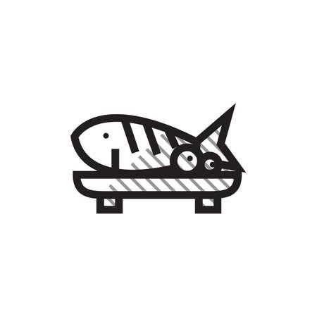 Fish Ilustracja