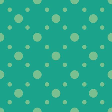 a seamless circles pattern illustration.