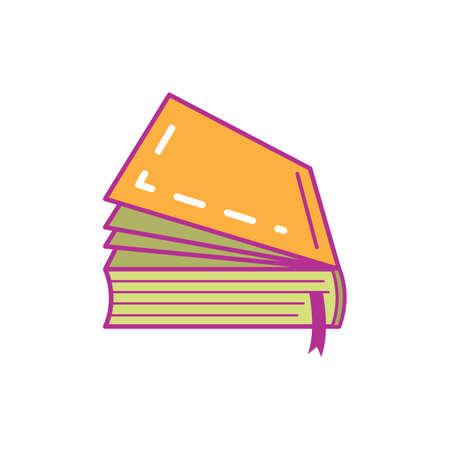 A book illustration. Reklamní fotografie - 81483976