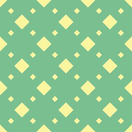 A seamless rhombus pattern illustration. Ilustrace