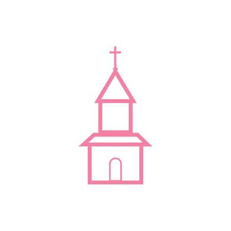 church 일러스트