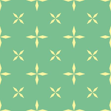 원활한 꽃 패턴