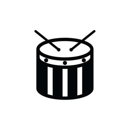 bass drum Ilustração