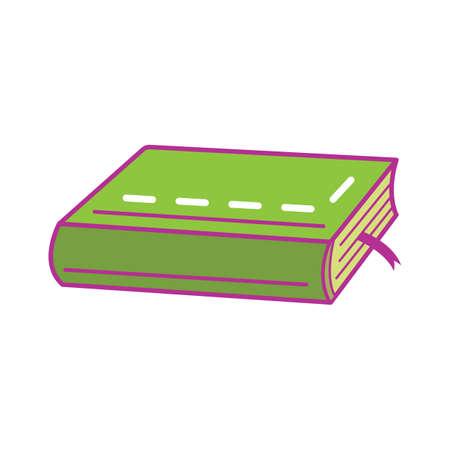 A book Illustration. Stok Fotoğraf - 81484529