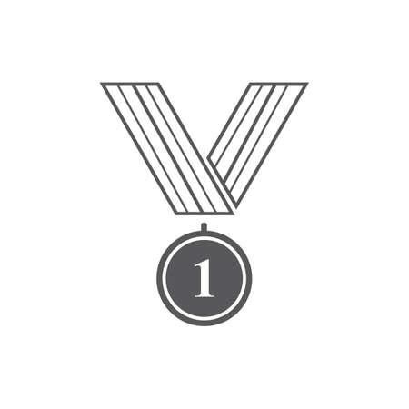 メダル  イラスト・ベクター素材